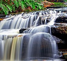Cascades, Leura, Blue Mountains by JoshuaStanley