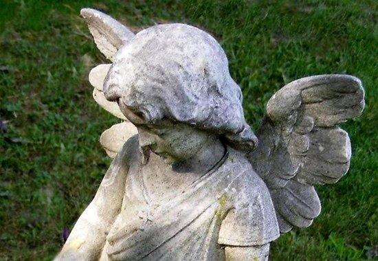 Angel of Faith by Marie Sharp