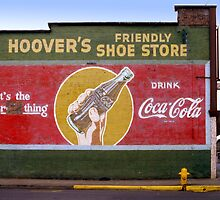 Coca-Cola, Cottage Grove, Oregon by Stephen D. Miller