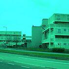 Bauhaus Green by wayney