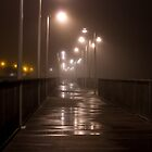 Damp Riverwalk by steini