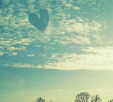 Heart Of Clouds by laurenpittard