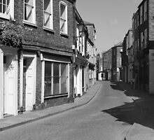 Wormgate  - Victorian Street - 2010 by Mark Baldwyn