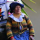 The Wonderful People Of Ecuador by Al Bourassa