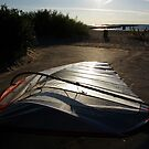 Waiting sailboard by Bluesrose