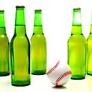 Baseball & Beer by Rob Byron