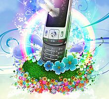 LG KC780 ~ Concept Ad by LJA Studios