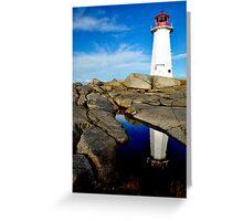 On Watch - Nova Scotia Greeting Card
