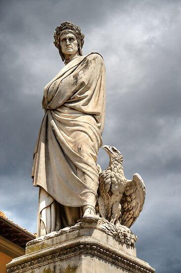 Dante Alighieri by CreativeUrge