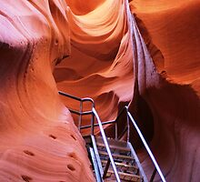 Stairwell to Heaven..... by ThomHull