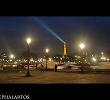 Place de la Concorde - Paris, France by Geert Biermans