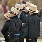 Amish Gang by Monte Morton