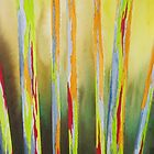 Something About the Trees ... Abstract by Leslie Gustafson