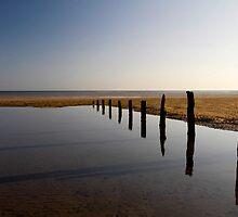 Brancaster Beach, Norfolk by Mark Lancaster