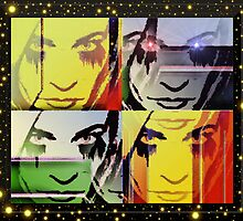 Ode To Warhol by Adrena87