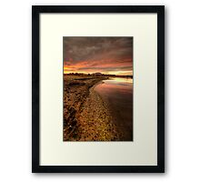 Sailors Delight Framed Print