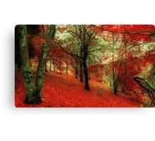 Autumn Magic Canvas Print