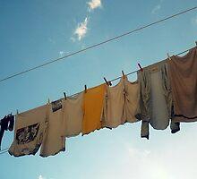 Laundry day by AleFletcher