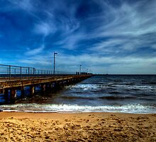 the pier,Frankston,Melbourne by Max R Daely