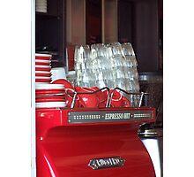 Espresso hit Photographic Print