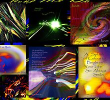 Lights text and colours by Merice  Ewart-Marshall - LFA