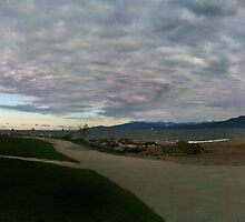 English Bay by RobertCharles