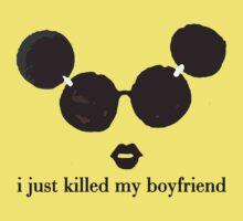 i killed my boyfriend by dvey93