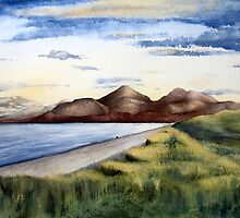 The Mournes View by Arlene Kline