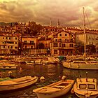 Fisherman Village. Opatija. Croatia by vadim19