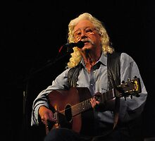 Arlo Guthrie City of New Orleans by Jeannie Peters
