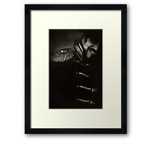 Portrait of a Pirate Framed Print