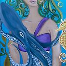 """Underwater Mermaid"" by Jaz by Jaz Higgins"