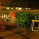 Terrace Chairs by AuntieJ