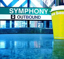 Symphony Outbound by iwasoutwalking