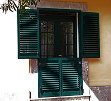 Double Shutters - Taormina, Sicily by jules572