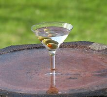 Bird Bath Martini.! by RHunter