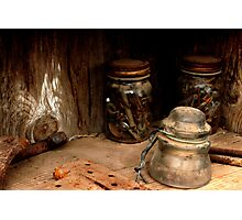 La Vieja Jars - Mesilla Photographic Print