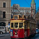 Tram No 178 by Werner Padarin