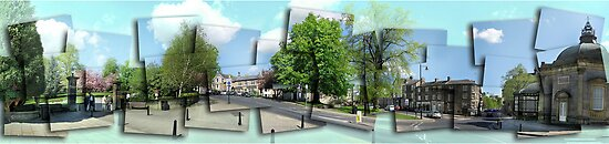 Postcards from Harrogate by neilk