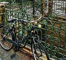 Metro Parking - Paris by safariboy