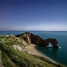 Durdle Door Night by igotmeacanon