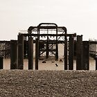 The pier remains.... by wigs
