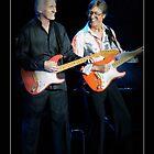 Cliff Richard and Hank Marvin by MidnightRocker