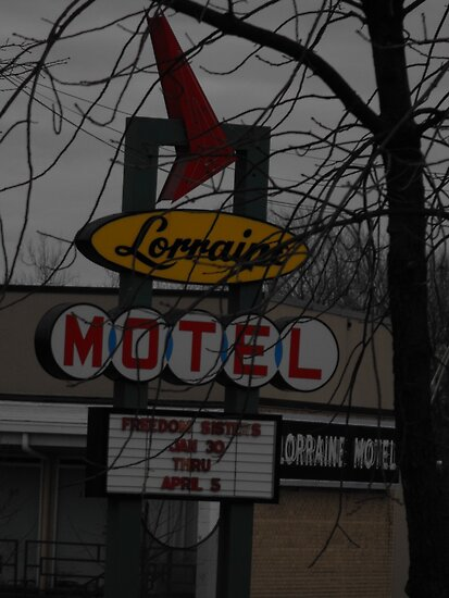 Lorriane Motel  by Rena Neal