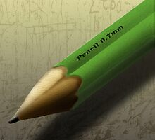 the mighty pencil by marco10