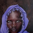 Djeneba by Stephen  Jamison
