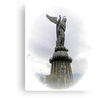 Virgen de El Panecillo IV, Quito Ecuador Canvas Print