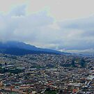 Quito, Ecuador Panorama II by Al Bourassa