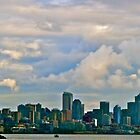 Seattle in the Sky by Missy Lamb