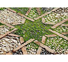Arabian Star - Alcazaba de Malaga Photographic Print